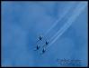 4 ลำบินเหนือท้องฟ้า