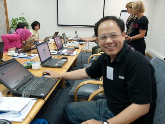 Sharing สำหรับประสบการณ์การเรียนรู้ระบบ International