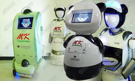 หุ่นยนต์ MK
