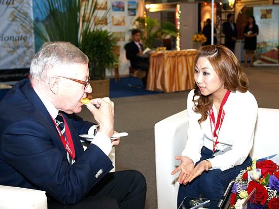 Thailand Travel Mart 2012
