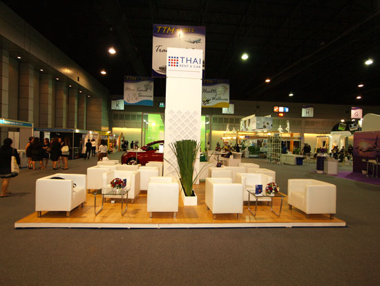 งาน Thailand Travel Mart 2012