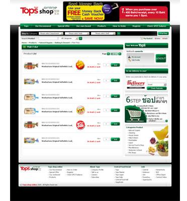 E-commerce โดยทั่วไป ประมาณนี้