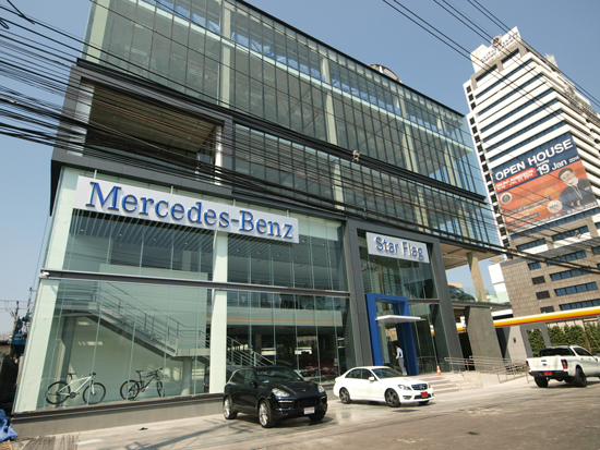 Reviews benz starflag for Mercedes benz corporate office complaints