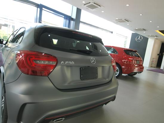 Mercedes-Benz Starflag