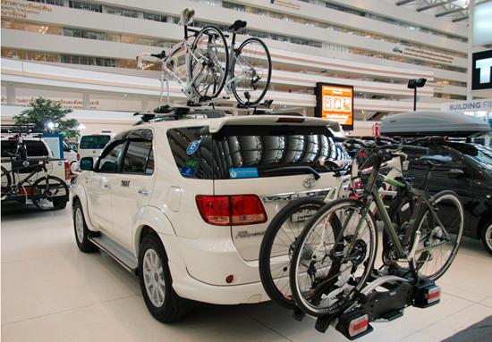 รถเช่าบรรทุกจักรยาน