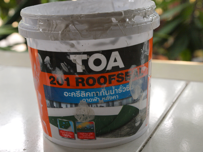 Reviews TOA 201 Roofseal