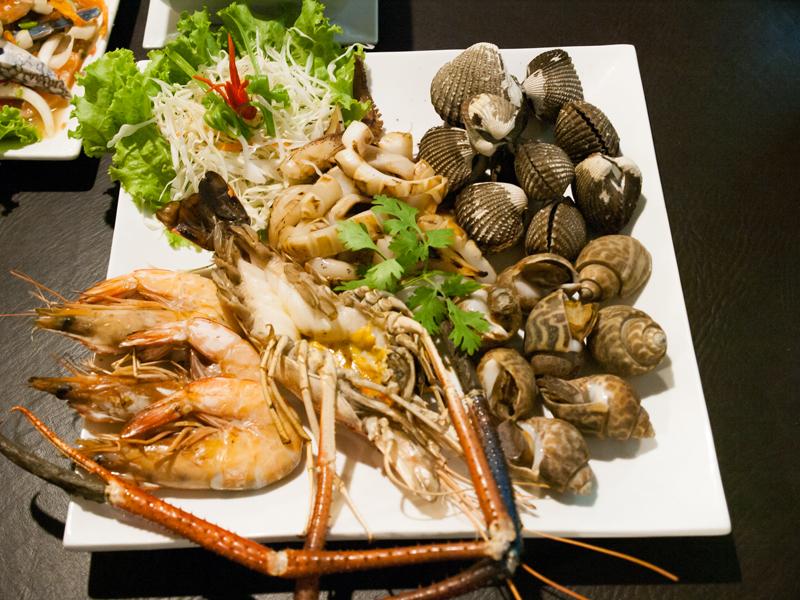 ร้าน ATT SEA อาหารทะเลซอยลาดพร้าว 71