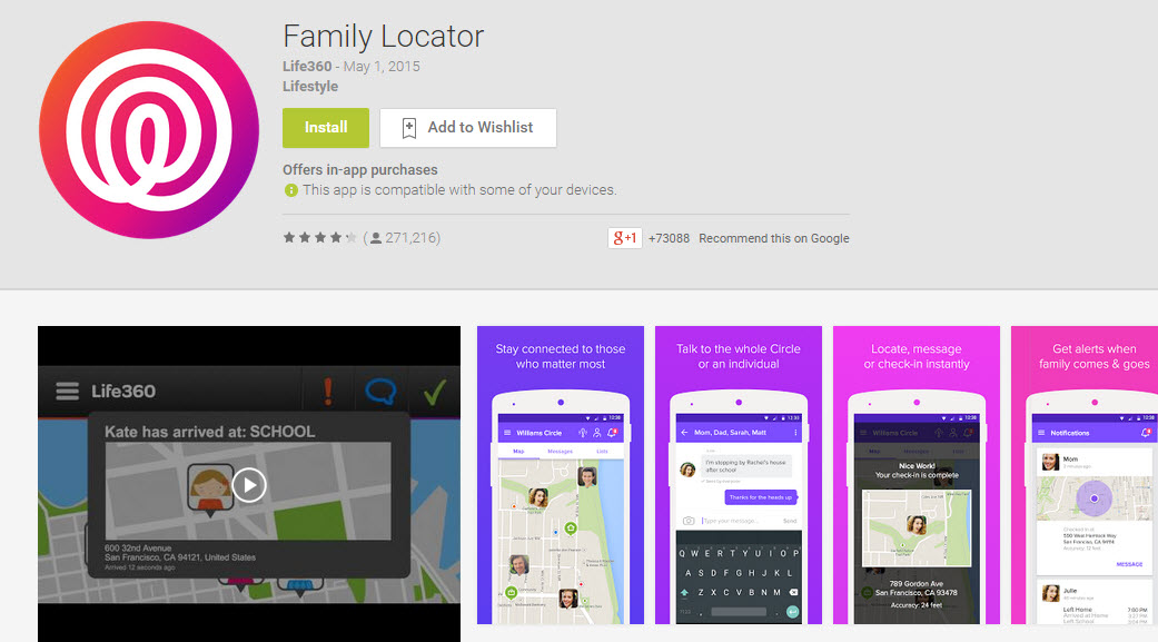 life_360 Apps for Android