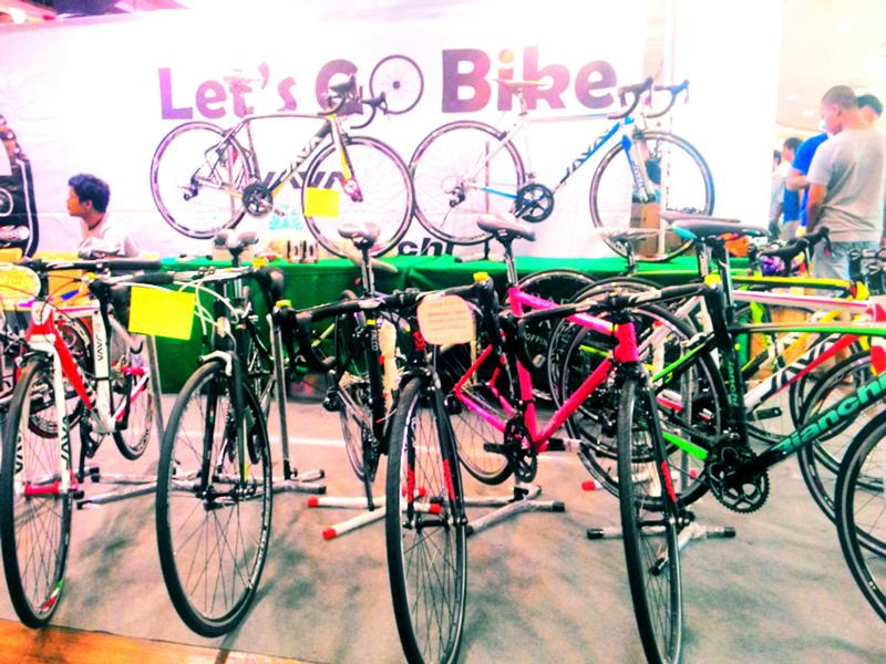 bike_party ห้างพาราไดซ์