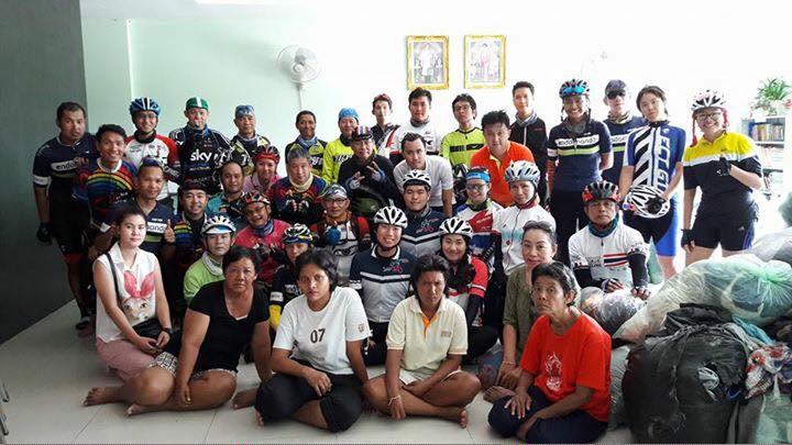 ปั่นจักรยานออก Trip กับกลุ่ม ETC