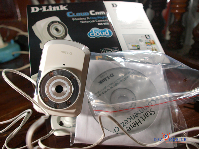 IP Camera Dlink DCS-932L