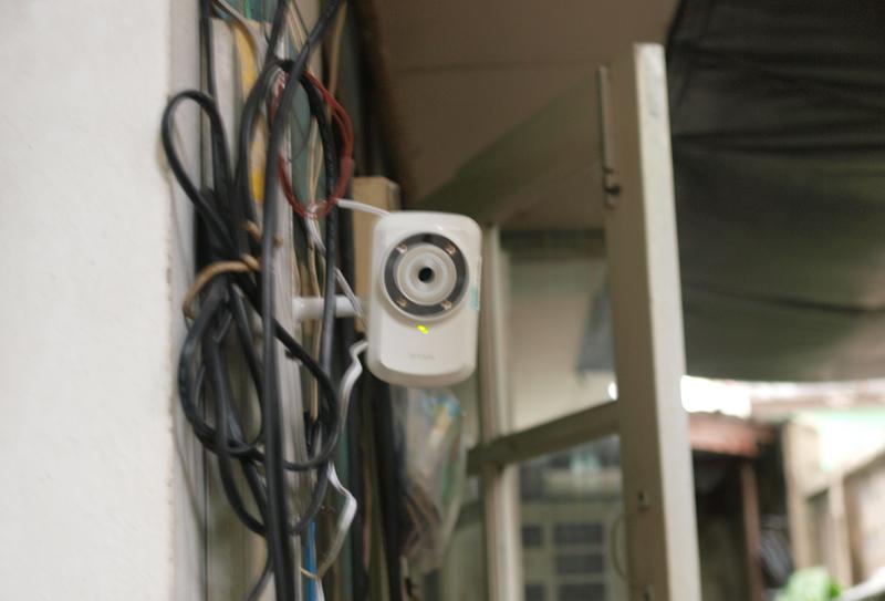 ip camera Dlink DCL 932L