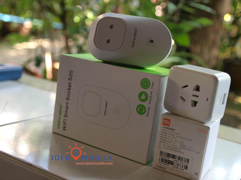 รีวิว Smart Socket ระบบปิดเปิด Switch ไฟฟ้า ผ่าน Smart phone