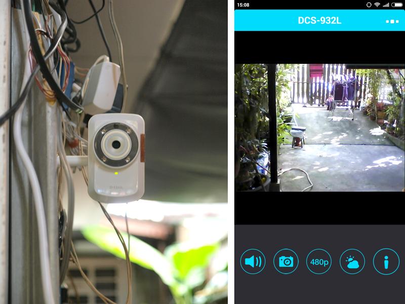 Dlink-Camera