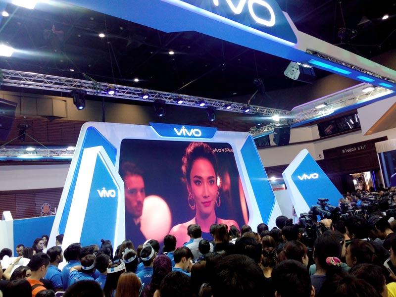 เก็บตกการตลาด mobile expo 2017