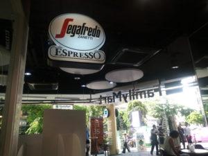 ร้าน Jegafredo น่านั่งสีลม