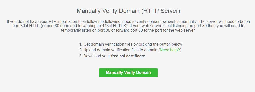 ติดตั้ง SSL ฟรี Share Host