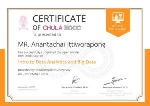 certificate intro data