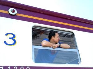 นั่งรถไฟไปเขื่อนป่าสักชลสิทธิ์